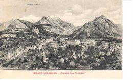 (66) Pyrénées Orientales - CPA - Vernet-les-Bains - Paradis Des Pyrénées - France