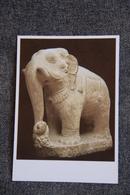 Elephant En Grès, Epoque Angkorienne, Style Du Bayon, Fin XII ème - Sculture