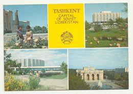 Tashkent Capital Of Soviet Uzbekistan - Uzbekistan