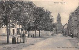 ¤¤  -  NOYEN   -   Place Neuve     -  ¤¤ - France