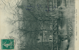 76 CANY BARVILLE /  Gué Et Pont De Caniel / - Cany Barville