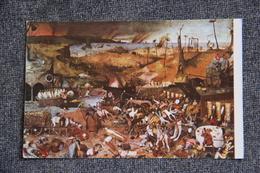 BRUEGHEL : EL TRIUFO DE LA MUERTE ( Musée Du PRADO) - Pittura & Quadri