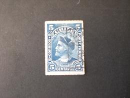 CILE CHILE 1900 Cristoforo Colombo - Nuovo Disegno - Chile
