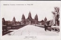 75-----PARIS--exposition Coloniale Internationale De Paris 1931--voir 2 Scans - Mostre