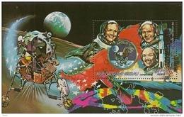 GUINEA - BISSAU 1981 Space Exploration - Guinea-Bissau