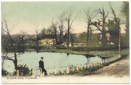 Radipole Lake, Weymouth  - Postmark 1904 - Welch - Weymouth