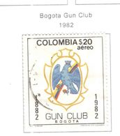 Colombia PA 1982 Gun Club   Scott.C721+See Scans On Scott.Page - Colombia