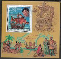 GUINEA - BISSAU 1981 Navigators - Guinea-Bissau