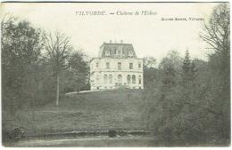 Vilvoorde/Vilvorde. Château De L'Ecluse. - Vilvoorde