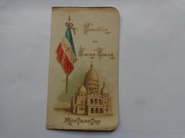 Souvenir Du Sacre Coeur-montmartre -drapeau Coeur-signo Vinces-cloche-militaria - Religion & Esotericism