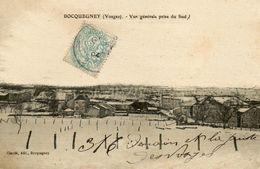 CPA - BOCQUEGNEY (88) - Aspect Du Côté Sud Du Village En 1904 - France