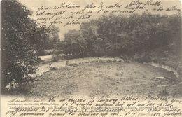 AMPHITHEATRE DE CHENEVIERE Pres MONTBOUY + HIST . AFFR AU VERSO LE 15 AVRIL 1904 . 2 SCANES - Frankrijk