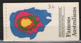 Australia 1970 Libretto/Booklet Unif.52 **/MNH VF - Libretti