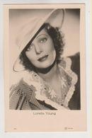 Loretta Young .Latvian Edition.Nr.1916 - Attori