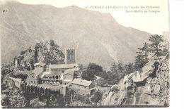 (66) Pyrénées Orientales - CPA - Vernet-les-Bains - Saint Martin Du Canigou - France