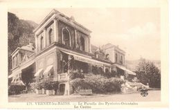 (66) Pyrénées Orientales - CPA - Vernet-les-Bains - Le Casino - France