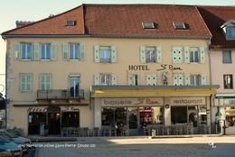 Pontarlier (25)- Hôtel Saint-Pierre (Edition à Tirage Limité) - Pontarlier