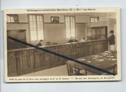 CPA - Le Havre - Compagnie Industrielle Maritime -(C.I.M.) Le Havre -Hôtel Du Parc De La Hève Pour Passager De 2e Et 3e - Le Havre