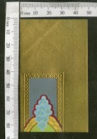 India Vintage Trade Label Blank Essential Oil Label # LBL67 - Labels