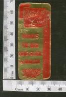 India Vintage Trade Label Essential Hair Oil De Lux Label # LBL73 - Labels