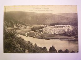 FUMAY  (Ardennes)   :  Les  ARDOISIERES  SAINT-JOSEPH   1909   XXX - Fumay