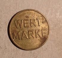 TOKEN JETON GETTONE GERMANIA WERT MARKE DELICOMAT - Monetari/ Di Necessità