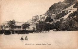 83Vn  Gibraltar Alameda Garden Parade - Gibraltar