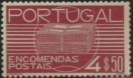 Portugal 1936 Parcel Post - Parcel Post Package PP2 MLH - Post