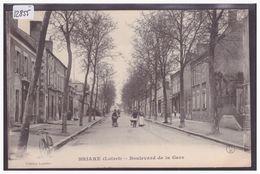 BRIARE - BOULEVARD DE LA GARE - TB - Briare