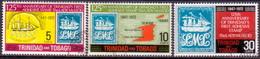 TRINIDAD & TOBAGO 1972 SG #413-15 Compl.set Used First Trinidad Stamp - Trinidad & Tobago (1962-...)