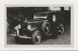 Photo Ancienne Automobile - Année 1936 - Cars