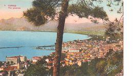 (06) Alpes Maritime - CPA - Cannes - Vue Générale - Cannes