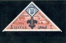 Qatar1966: Michel185A Mnh** - Scouting