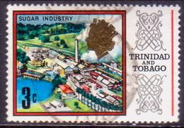 TRINIDAD & TOBAGO 1972 SG #428 3c Used Glazed Paper, Wmk Upright - Trinidad & Tobago (1962-...)