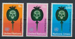 °°° UNITED NATIONS - Y&T N°184/86  - 1968 MNH °°° - Unused Stamps