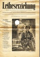 Leibeserziehung, No.10/12 From 1943, Sport, Gymnastik For Youth And School,wartime-issue - Sports
