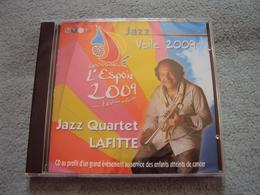 CD MUSIQUE JAZZ Voiles De L'espoir 2009 Lafitte - Jazz
