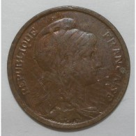 GADOURY 90 - 1 CENTIME 1900 TYPE DUPUIS - TTB - KM 840 - France