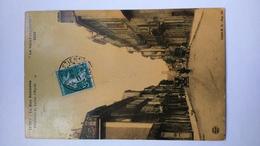 Carte Postale (A8) Ancienne Le Puy En Velay , La Rue Gambetta - Le Puy En Velay