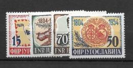 1954 MNH Yugoslavia - Nuovi