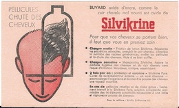 Buvard  SILVIKRINE  Pour  La  Coiffure - Collections, Lots & Series