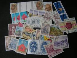 Austria Danemark Lot - Briefmarken