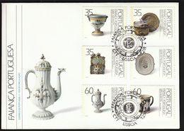 Portugal 1991 / Faianca Ceramic / FDC - FDC