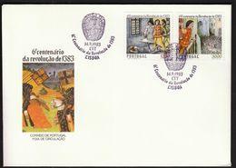 Portugal 1983 / Revolution Ann. / FDC - FDC