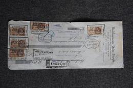 Lettre De Change - BORDEAUX, Etablissements ST JOSEPH, Fabrique De Bonneterie De Luxe - Bills Of Exchange