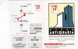 Fossano (CN)  - Città Antiquaria - - Calendars