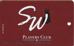 Saddle West Casino - Pahrump, NV - Slot Club - Casino Cards