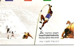 ISRAEL, 1996, Booklet 29, Olympic Games Atlanta - Booklets