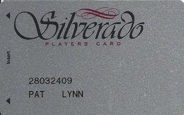Silverado Casino - Deadwood SD - 4th Issue Slot Card - DLR CP Over Mag Stripe - Casino Cards