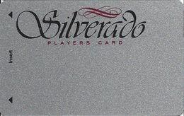 Silverado Casino - Deadwood SD - BLANK 5th Issue Slot Card - No Text Over Mag Stripe - Casino Cards